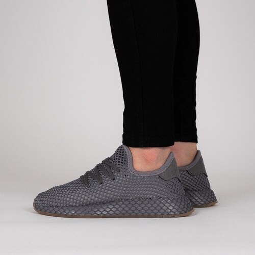 6066fe8f0f adidas Originals Deerupt Runner J DA9609 női sneakers cipő - Glami.hu