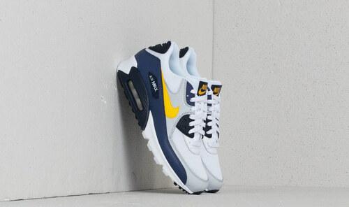 Nike Air Max 90 Essential White  Tour Yellow-Blue Recall - Glami.sk cf5fc047d49