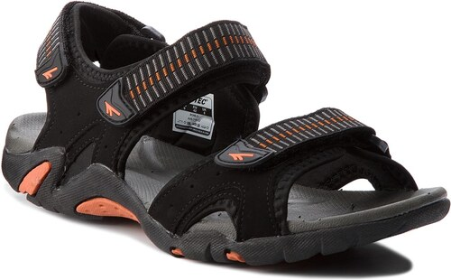 73bd5adf066 Sandály HI-TEC - Monilo AVSSS18-HT-01-Q2 Black Orange Mid Grey ...