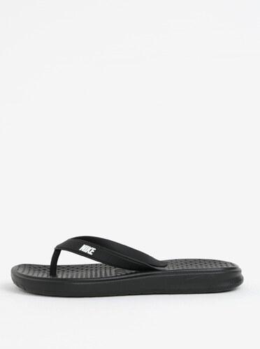 bcd997aac7d1 Čierne pánske žabky Nike Solay Thong - Glami.sk