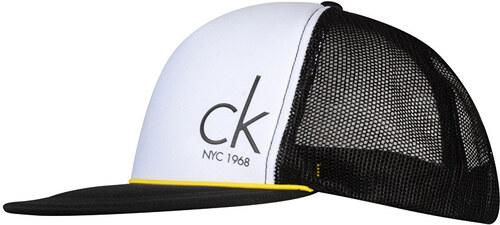 c44c36f5d2b Calvin Klein Kšilt ovka Cap City Trucker KU0KU00003 Black - Glami.sk