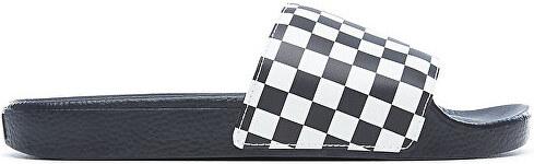 ad11733295 VANS Pánske šľapky Mn Slide-On Checkerboard White V4KIIP9 - Glami.sk