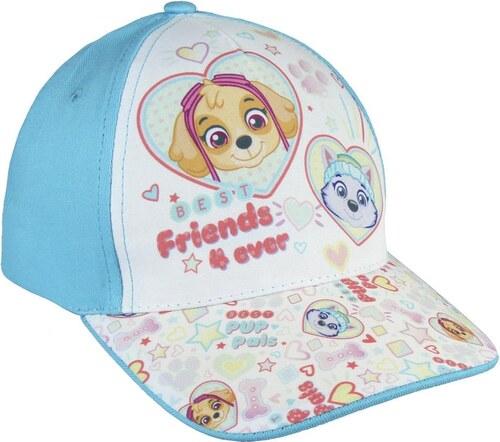 756884d5cf5c Disney Brand Dievčenská šiltovka Paw Patrol - modrá - Glami.sk