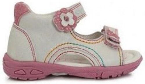 305e7f7e21bf D.D.STEP letné sandále AC290-7007B white - Glami.sk