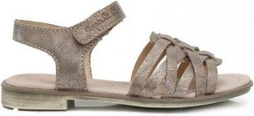 03651b17dac9d Dievčenské letné sandále D.D.STEP K356-6003AL bronze - Glami.sk