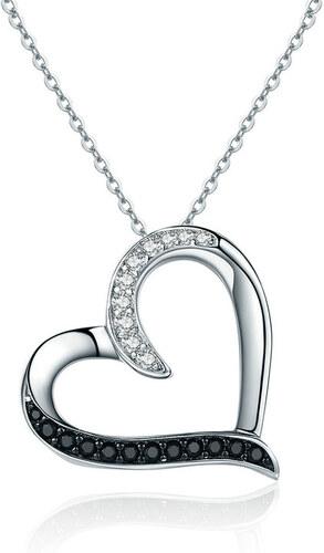 d95a88ac9 Royal Fashion náhrdelník Srdce v moci lásky SCN088 - Glami.cz
