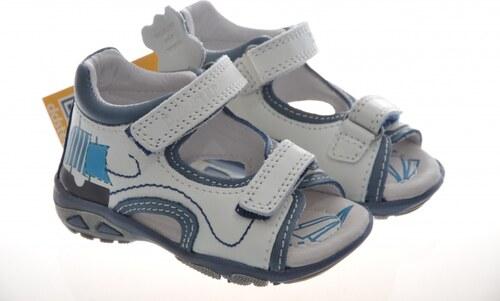 a168dd7fec97 D.D.STEP letné sandále AC290-7017M white - Glami.sk