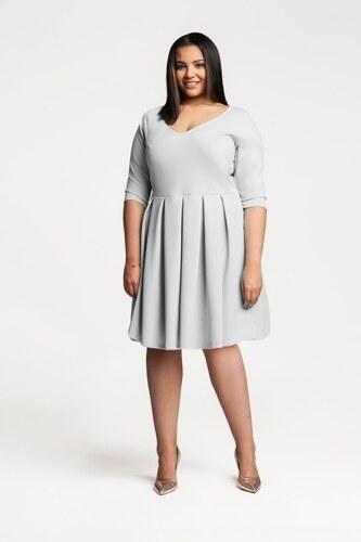 Ptakmoda Koktejlové dámské šaty plus size - Glami.cz 6985076980