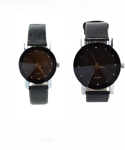 Shim Watch Dámské hodinky Pope černo zlaté - Glami.cz ea839b1fc3