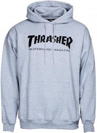 Pánská mikina Thrasher Skate Mag Hood grey - Glami.cz 2d14e1d09d