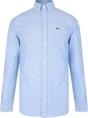 Lacoste Oxford Shirt - Glami.cz 60c792cb58