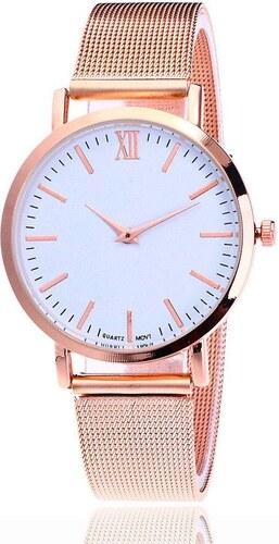 Shim Watch Svar Dámské kovové hodinky Růžové - Glami.cz 0d2132a1ad