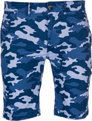 Pepe Jeans pánské kraťasy Blackburn 30 modrá - Glami.cz 31b041ad56