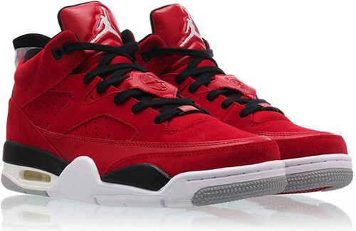 Tenisky Air Jordan Son Of Mars Low Gym Red White Black Wolf Grey 580603-603 427421e6a43f