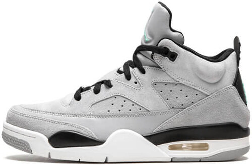 Tenisky Air Jordan Son Of Mars Low Wolf Grey Emerald Rise Black 580603-027 226553441b6