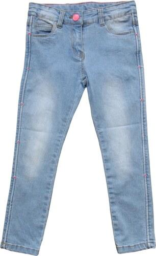 7690bf5738f9 Carodel Dievčenské riflové nohavice - modré - Glami.sk