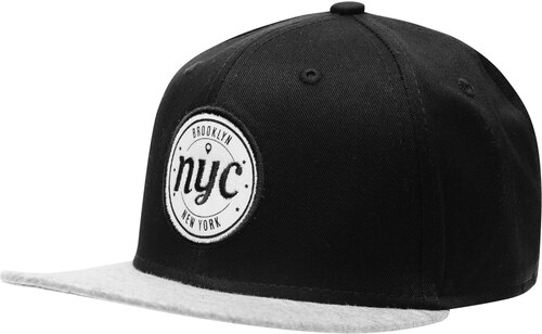 b87aecdf0 No Fear City Snap Back Junior NYC Brooklyn - Glami.sk
