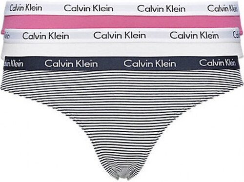 Calvin Klein 3 pack színes tanga Thong Strings - Glami.hu 47d42a2ed2