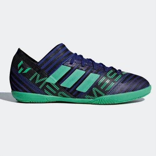 8806cc9de7 Nové adidas Nemeziz Messi Tango 17.3 Junior Indoor Football Trainers  Ink AeroGreen