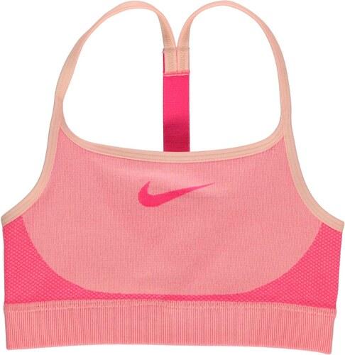 Detské bežecké oblečenie Nike Seamless Bra Junior Girls - Glami.sk bd98cc6e499