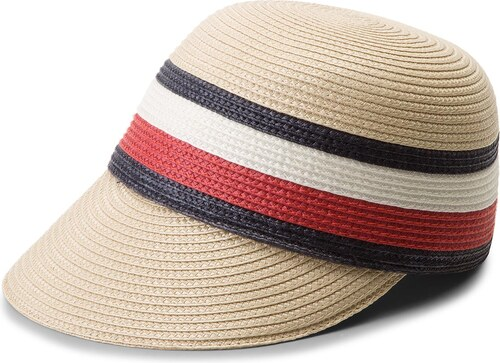 Sapka TOMMY HILFIGER - Corporate Straw Cap AW0AW05241 901 - Glami.hu a222722c7b