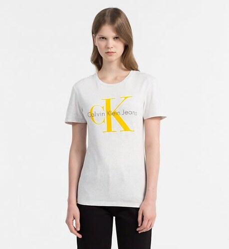 09b3b0302549 Calvin Klein dámské melírované tričko - Glami.cz