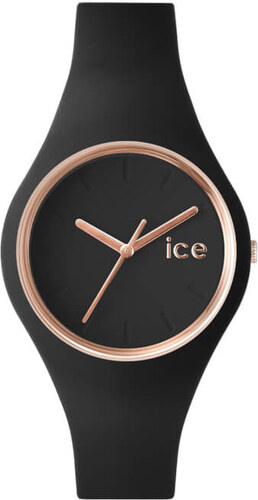 2e3397127 Ice-Watch ICE glam Black Rose-Gold Small - Glami.cz