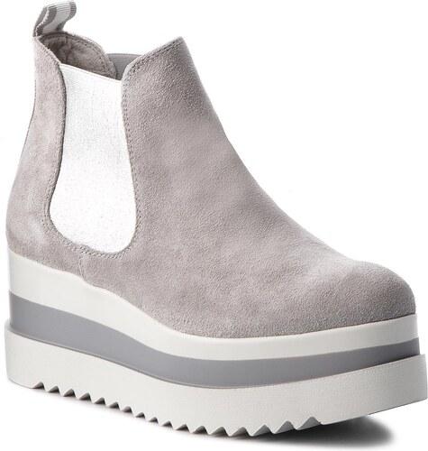 Magasított cipő TAMARIS - 1-25409-30 Light Grey 204 - Glami.hu 718e98fb4a