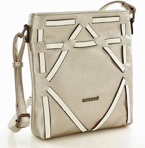MONNARI eredeti női táska borítéktáska arany gun - Glami.hu 4f3838d3ac
