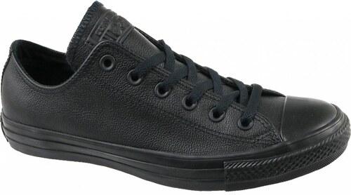Nízké kožené boty Converse CHUCK TAYLOR OX black - Glami.cz 74cbbd107e