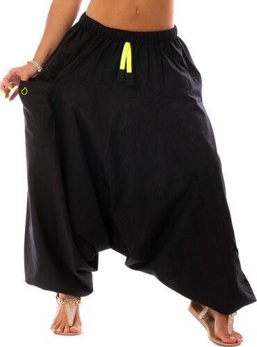 114c02b5e67c Bumginy Háremové nohavice Ellie (zelené zaväzovanie) - Bumginy ...