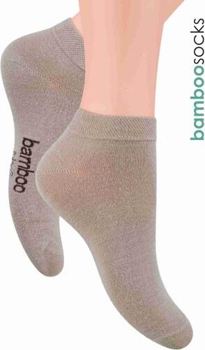 cad57b77b05 Steven Pánské kotníkové ponožky z bambusového vlákna 094 - Glami.cz