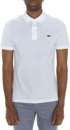 Lacoste Polo tričko Biela - Glami.sk 9d55c61a274