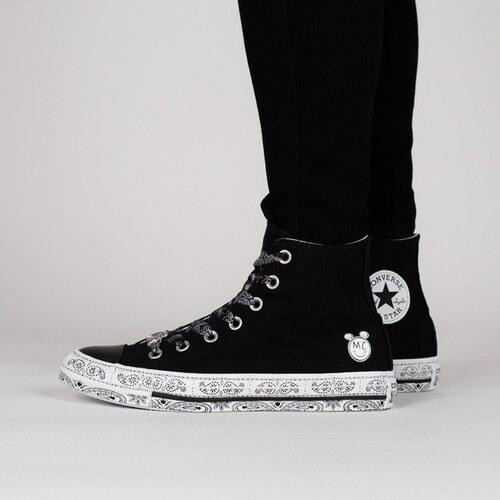 Converse x Miley Cyrus Chuck Taylor All Star Hi 162234C női sneakers cipő 4818d6da50