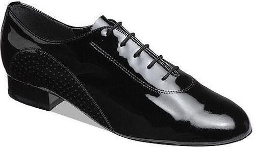 Taneční boty SUPADANCE 5200 kůže lakovaná černá - Glami.cz fbe03fb541