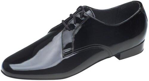 Taneční boty BÁBOR S6 kůže lakovaná černá - Glami.cz 00e6aa61aa