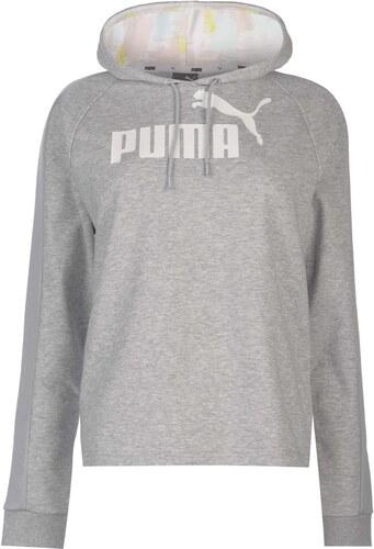 Mikina dámská Puma OTH Crop Grey - Glami.cz 179200f77b2