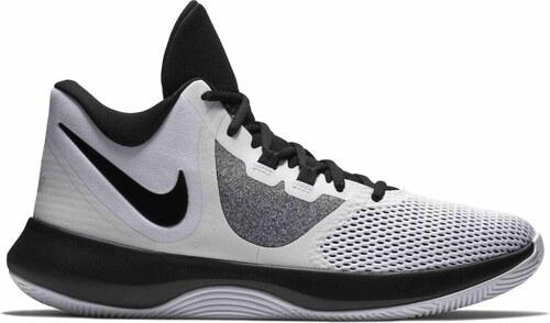Pánské Basketbalové boty Nike AIR PRECISION II WHITE BLACK - Glami.cz a92439bde3e