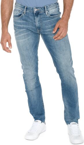 Pepe Jeans Stanley 45YRS Jeans Modrá - Glami.cz a2e690cab9