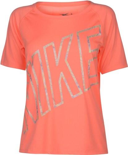 641344fd4 Tričko s krátkym rukávom Nike Dry Miler T Shirt Ladies - Glami.sk