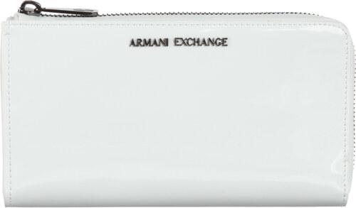 266b3d5ab8 Női Armani Exchange Pénztárca Fehér - Glami.hu
