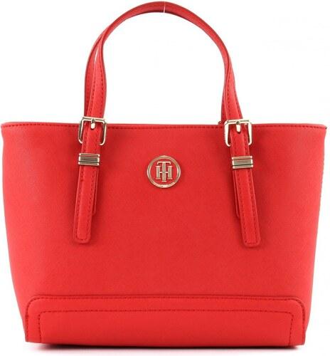 Tommy Hilfiger dámská červená kabelka Honey - Glami.sk aa187bad871