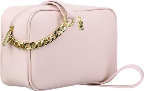 Wojewodzic malé luxusné kožené kabelky crossbody ružové 3174 - Glami.sk 3d5e0720cb7