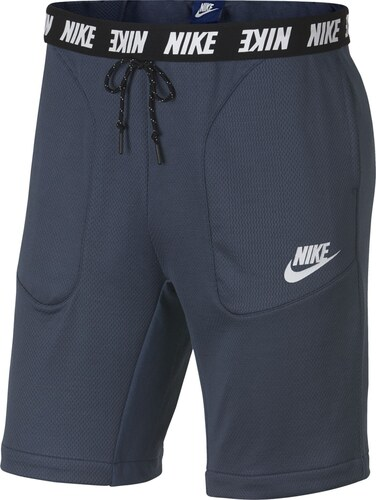 Nike M Nsw Av15 Short Flc Su modrá - Glami.cz 3308d948ce