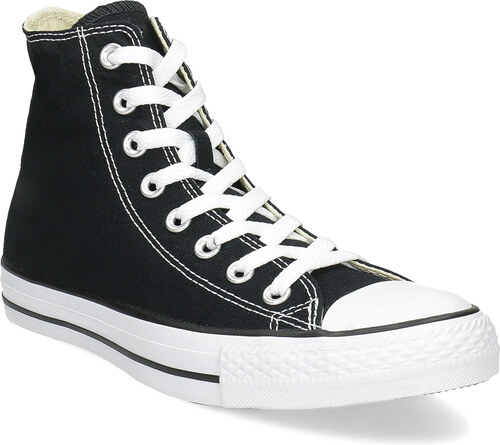 f736d727d3ac Converse Pánske čierno-biele tenisky s gumovou špičkou - Glami.sk