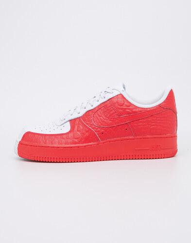 Nike Air Force 1  07 Premium Barely Grey Habanero Red - Glami.cz 47fd07b760