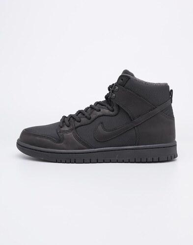 Nike SB Zoom Dunk High Pro Bota Black   Black - Anthracite - Glami.cz 42bf41e3b7