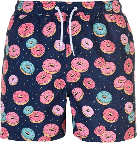 Kraťasy koupací pánské Hot Tuna Fun Board AOP Doughnut - Glami.cz 85e9d8a7e9