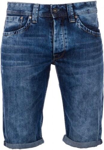 Pepe Jeans pánské kraťasy Cash 30 modrá - Glami.cz b27a00a6e2