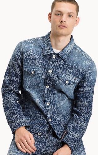 12e2a01387 Tommy Hilfiger pánska džínsová bunda Tommy - Glami.sk
